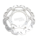 Front Carbon Oversized 280mm Rotor Kit - OSX6032ORG