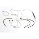 Sterling Chromite II Designer Series Handlebar Installation Kit for Use w/12 in.-14 in. Ape Hangers (Non-ABS) - 387711