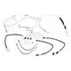 Sterling Chromite II Designer Series Handlebar Installation Kit for Use w/18 in.-20 in. Ape Hangers (Non-ABS) - 387713