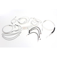 Sterling Chromite II Designer Series Handlebar Installation Kit for Use w/12 in.-14 in. Ape Hangers w/ABS - 387721