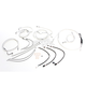 Sterling Chromite II Designer Series Handlebar Installation Kit for Use w/15 in.-17 in. Ape Hangers w/ABS - 387722