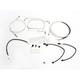 Sterling Chromite II Designer Series Handlebar Installation Kit for Use w/18 in.-20 in. Ape Hangers (Non-ABS) - 387743