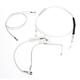 Sterling Chromite II Designer Series Handlebar Installation Kit for Use w/18 in.-20 in. Ape Hangers w/ABS - 387783