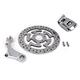 Rear 4 Piston Caliper and 11 1/2 in. Disc Kit - 23-0815