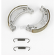 Standard Organic Non-Asbestos Brake Shoes - VB229