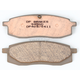 Standard Sintered Metal Brake Pads - DP405