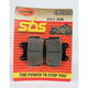 Excel LS Street Brake Pads - 570LSS