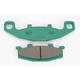 Standard Organic/Carbon Fiber Brake Pads - VD4272