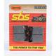 Excel HS Sintered Metal Street Brake Pads - 640HSS