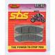 Racing Dual Carbon Brake Caliper Pads - 660DCS