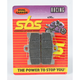 Racing Dual Carbon Brake Caliper Pads - 695DCS