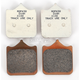 DP Racing Sintered Race Brake Pads - RDP638