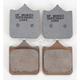 Standard Sintered Metal Brake Pads - SDP638HH