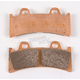 Double-H Sintered Metal Brake Pads - FA190HH