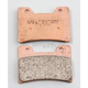 Double-H Sintered Metal Brake Pads - FA160HH