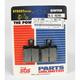 Excel LS Street Brake Pads - 519LS