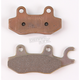Sintered Metal Brake Pads - VD2502JL