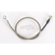 Stainless Steel Braided Brake Line - 17410160