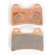 Sintered Metal Brake Pads - VD262JL