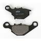 Racing Sintered Metal Brake Pads - 820RSIS