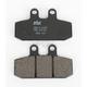 Street HF Ceramic Brake Pads - 588HF