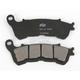 Excel HS Sintered Metal Street Brake Pads - 828HS