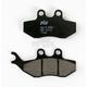 Street HF Ceramic Brake Pads - 774HF