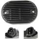 Black Premium Voltage Regulator - 2112-1028