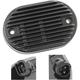 Black Premium Voltage Regulator - 2112-1030