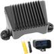 Black Premium Voltage Regulator - 2112-1032