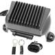 Black Premium Voltage Regulator - 2112-1034