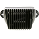 Black Premium Voltage Regulator - 2112-1046