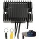 Black Premium Voltage Regulator - 2112-1052