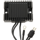 Black Premium Voltage Regulator - 2112-1066