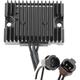 Black Premium Voltage Regulator - 2112-1072