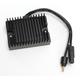 Black Premium Voltage Regulator - 2112-1074