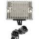 Chrome Premium Voltage Regulator - 2112-1077