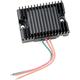 Black Premium Voltage Regulator - 2112-1080