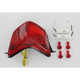 Sequential Integrated LED Taillight Kit - CTL0080QR