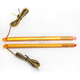 Amber Truwrapz LED Fork Turn Signals for 56mm Forks - TW56AA