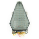 Integrated Taillight w/Smoke Lens - TL-0019-IT-S