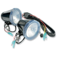 Dual HID SC4 Light Kit w/Harness - 4412-SS