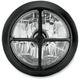 Black Ops 5 3/4 in. Crossbar Visions Headlight - 02072004CBRSMB