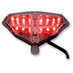 Integrated Taillight w/Clear Lens - MPH-80142C