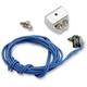 Chrome Start Interruption Switch - 0062-2915-CH