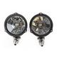 Dual Horizontal Equinox LED Spotlight - B112-SS-01