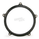 5 3/4 in. Black Ops Tracker Headlight Bezel - 0207-2008TRA-SM
