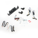 Tail Kit with Black/Amber Turn Signals - 22-475-L
