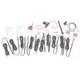 Amber LED Flex Magic® Sport Bike Engine Lights - MFSB1AMBER