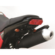 Tail Kit with Black/Amber Turn Signals - 22-168-L